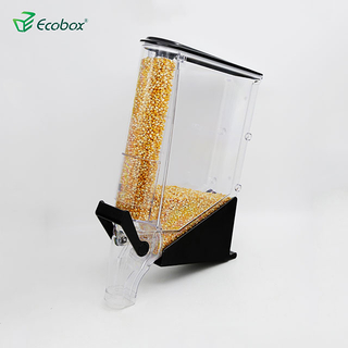 Ecobox 10cm ZLH-005 width narrow Gravity Bin dispenser