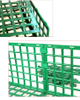 Ecobox XS-001 food and vegetable tray stand for supermarket
